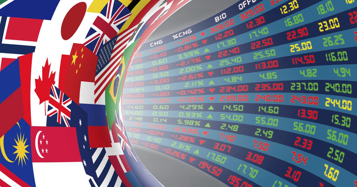 株価 世界 の