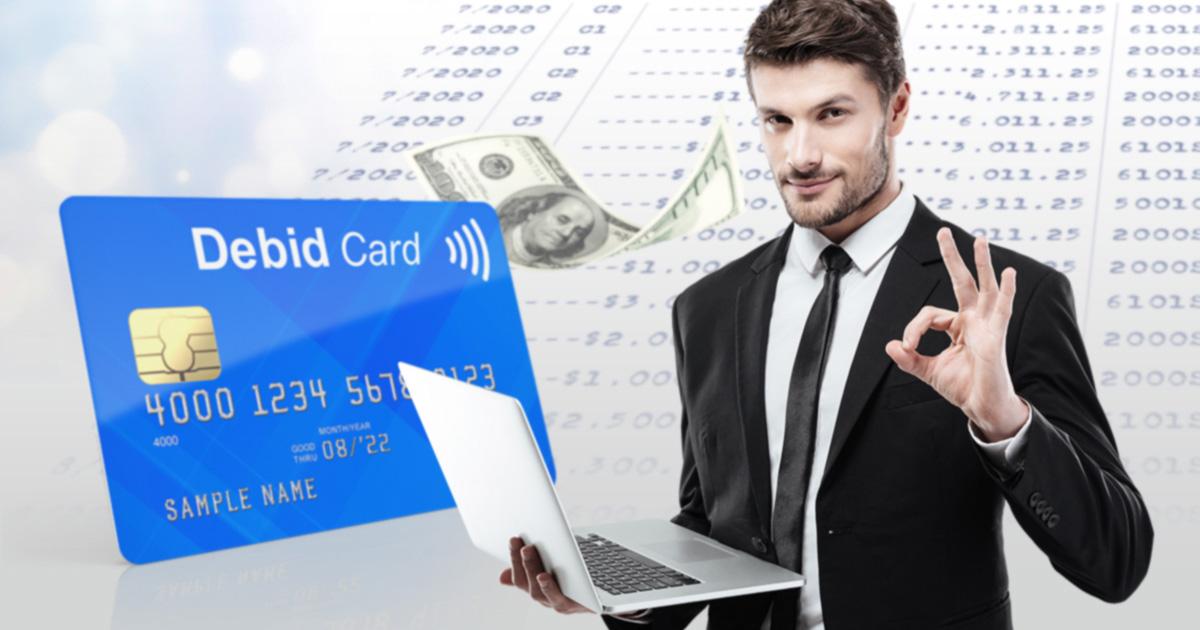 海外FXの入金にデビットカードを使うメリット | 海外FXの基礎知識